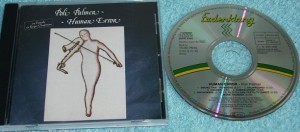 Poli Palmer - Human Error CD