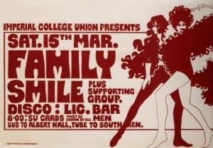 Family Smile poster
