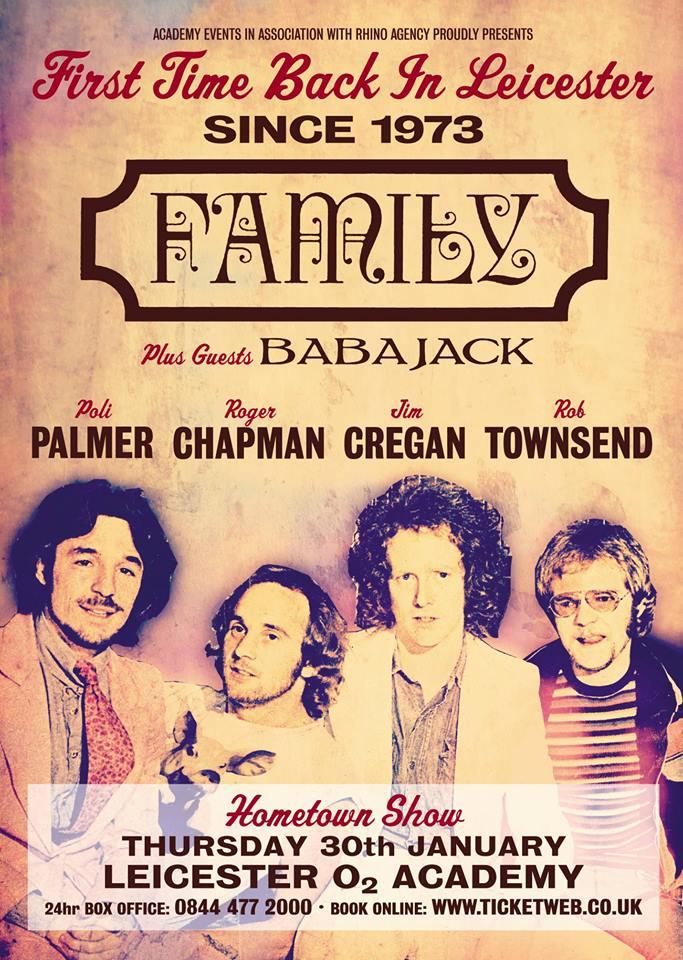 Family 2014 poster